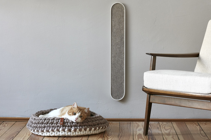 Modern Wall Mounted Cat Scratchers Modish Cat