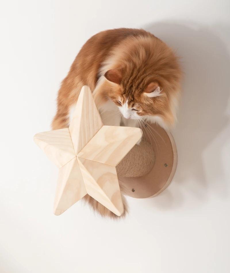 cat shelf, wall mounted cat scratcher